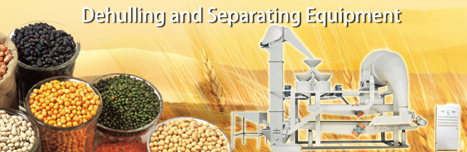 High Speed Big Capacity Rice Destoner