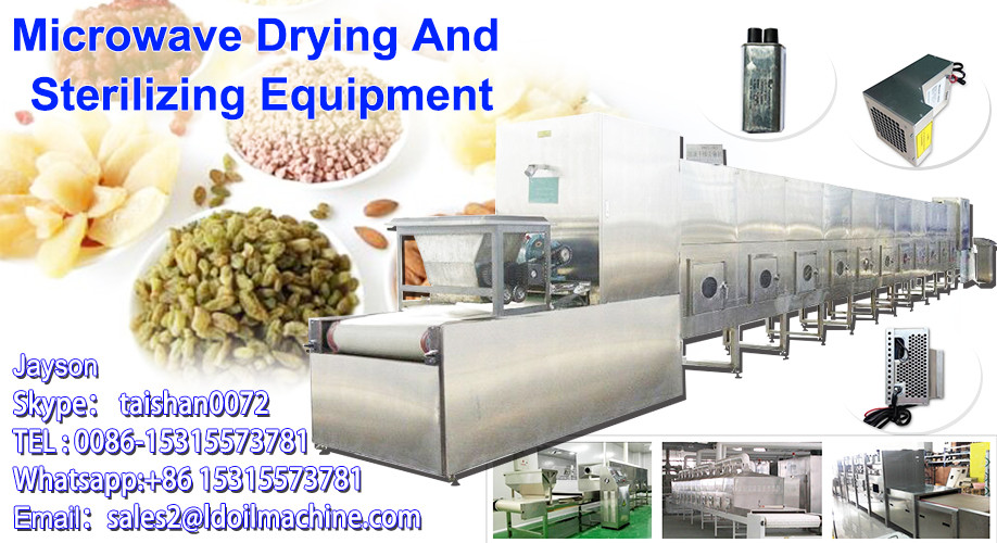 Stainless Steel Microwave Vacuum Dryer for lab use