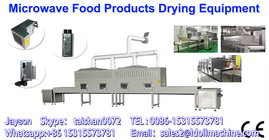 new condition CE standard wood microwave drying equipment