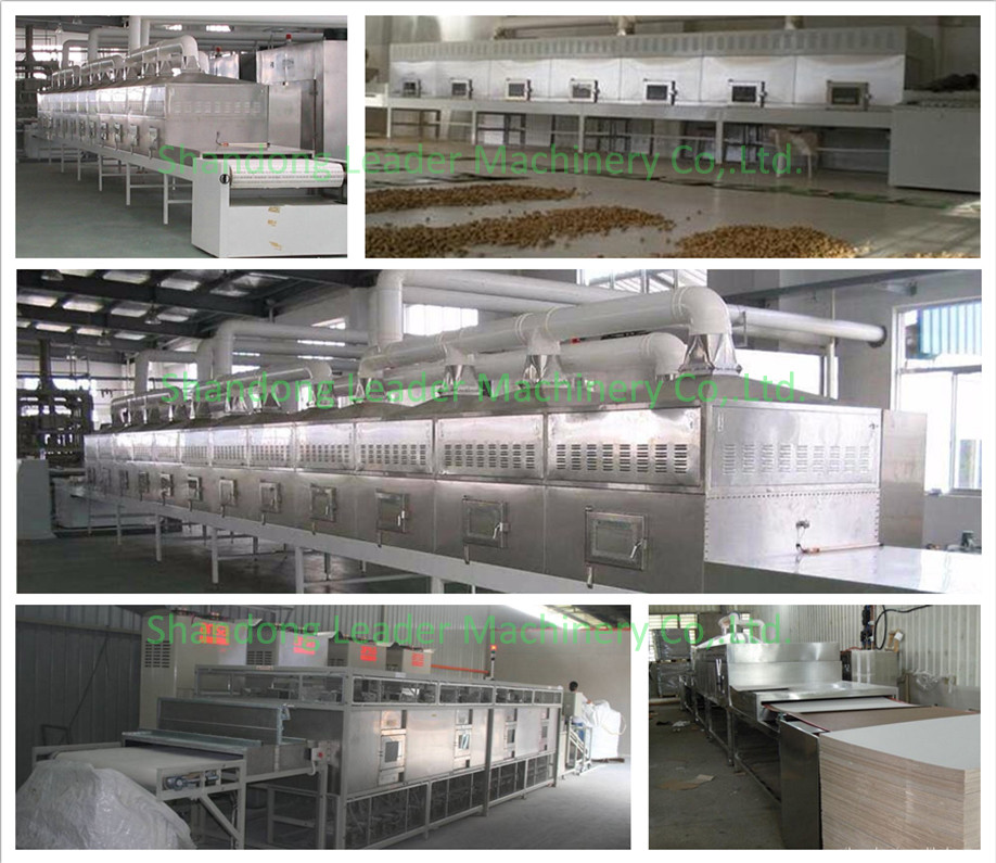 herb drying machine / microwave dryer/ CE cerification dehydrating machines