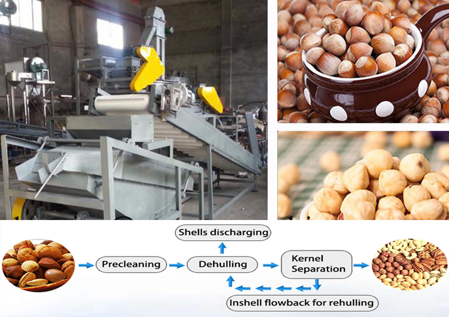 Functional Mung Bean Polishing Machine