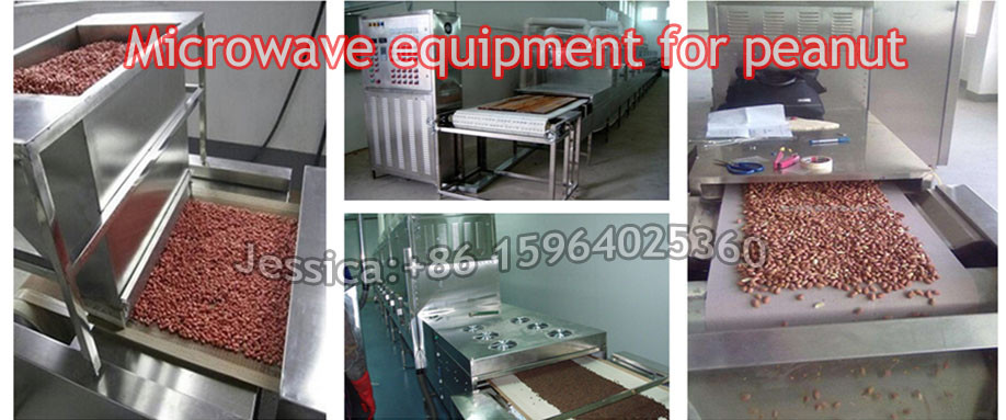 High Capacity Microwave Sterilization Equipment For Bean Products
