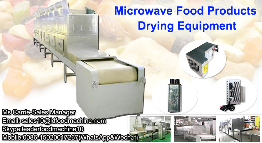 Microwave Vacuum Food Dehydrator Machine