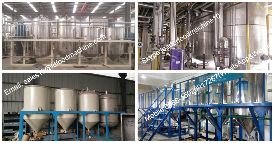 30-200TPD Continuous and semi-continuous rice bran oil machine - rice bran oil processing plant