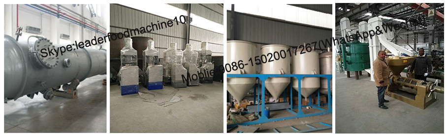30T/D,45T/D,60T/D,80T/D,100T/D Continuous and automatic coconut oil processing plant with ISO9001,BV in 2016