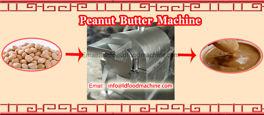 Peanut butter production equipment