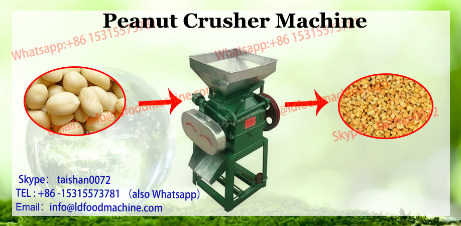 400kg/hr peanut butter equipment