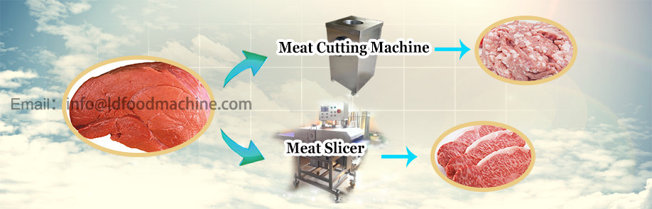 Automatic potato french fry cutter/electric potato french fry cutter in