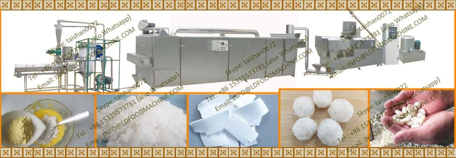 Professional Pre-gelatinized Starch machinery /Extruder/Plant