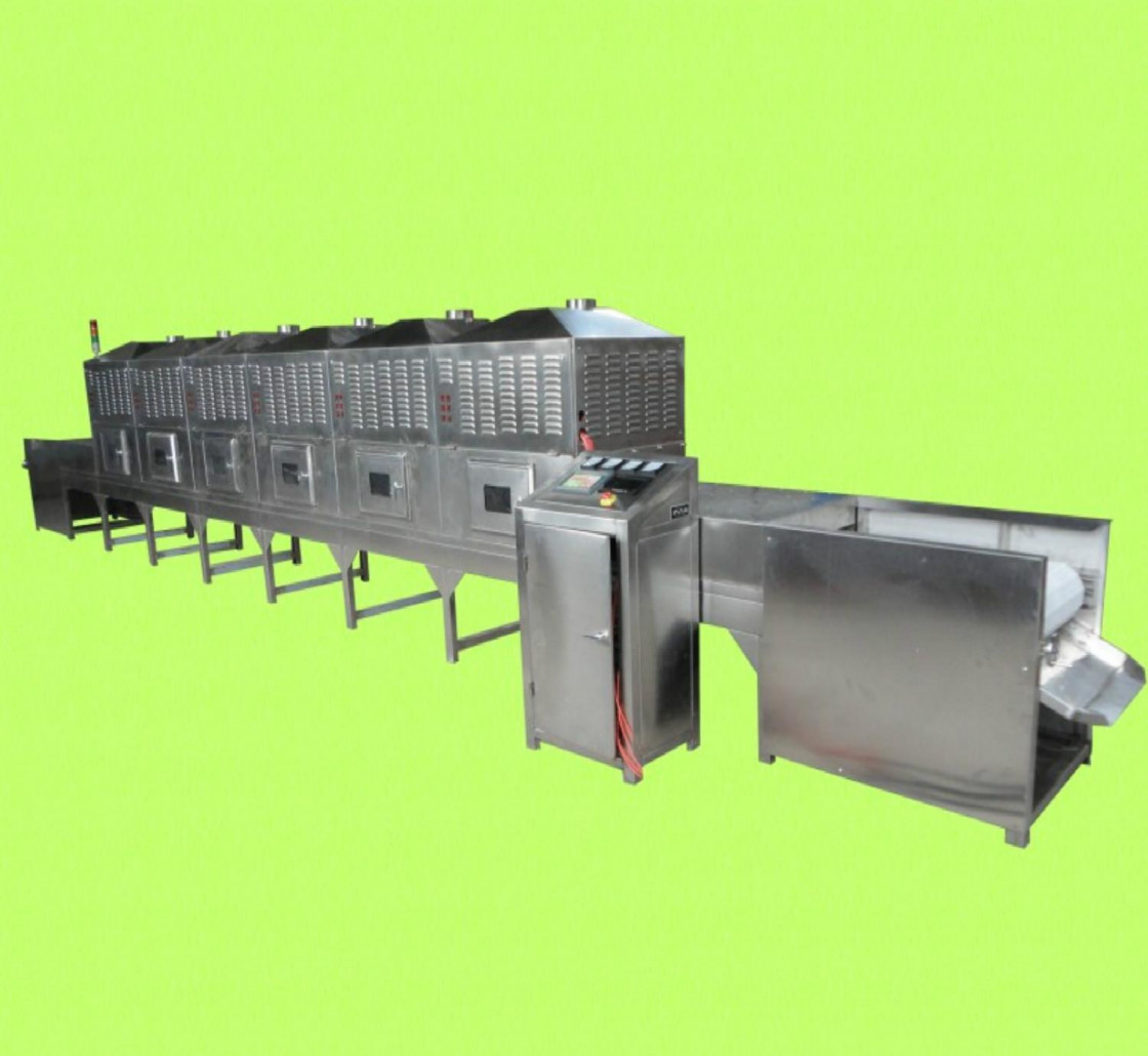 Mixing Microwave Drying Machine