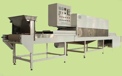 Peeling Microwave Drying Machine