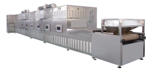 Microwave Drying Machine Assaisonnement