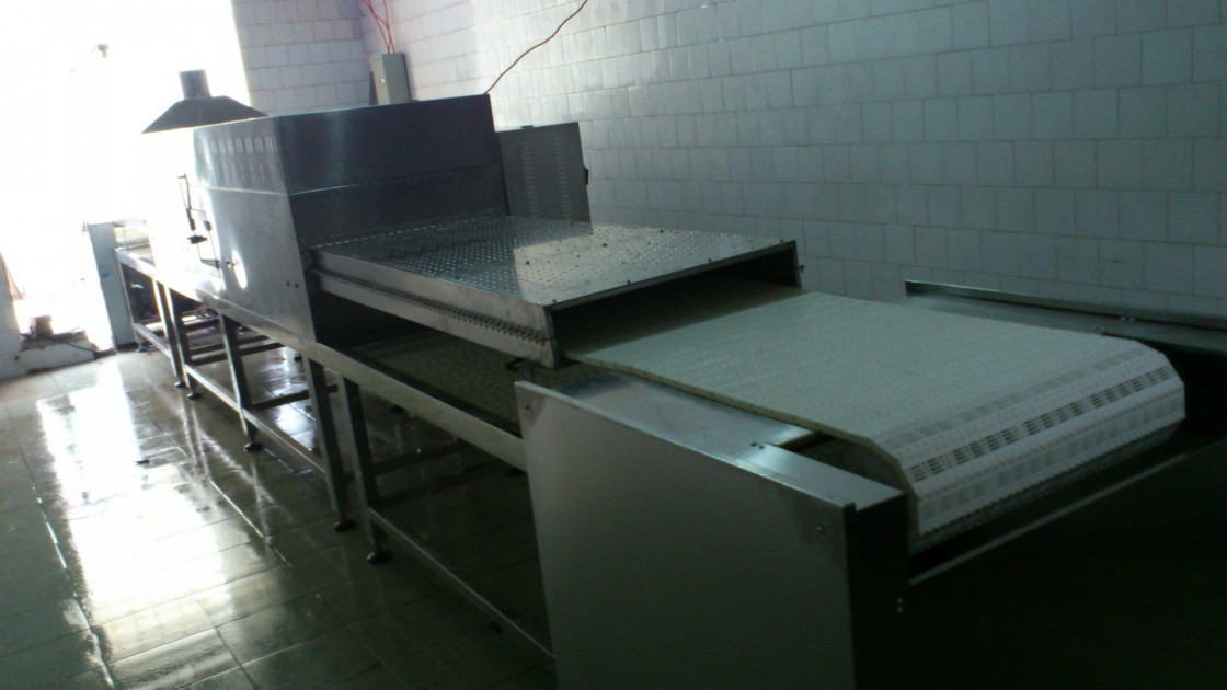 Ready Meal Microwave Heating Equipment