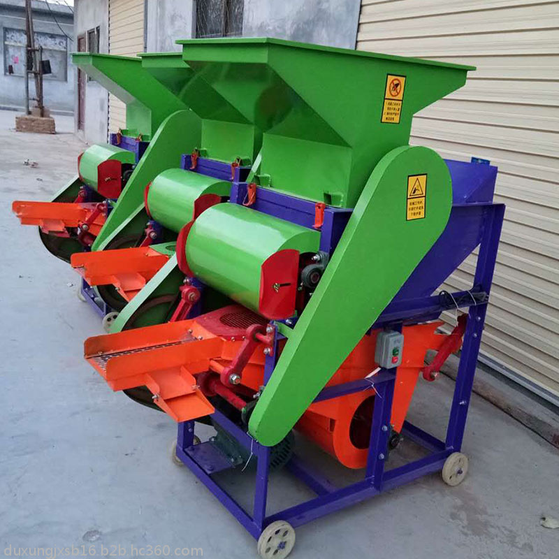 Watermelon Seeds Dehulling And Separating Microwave Drying Equipment