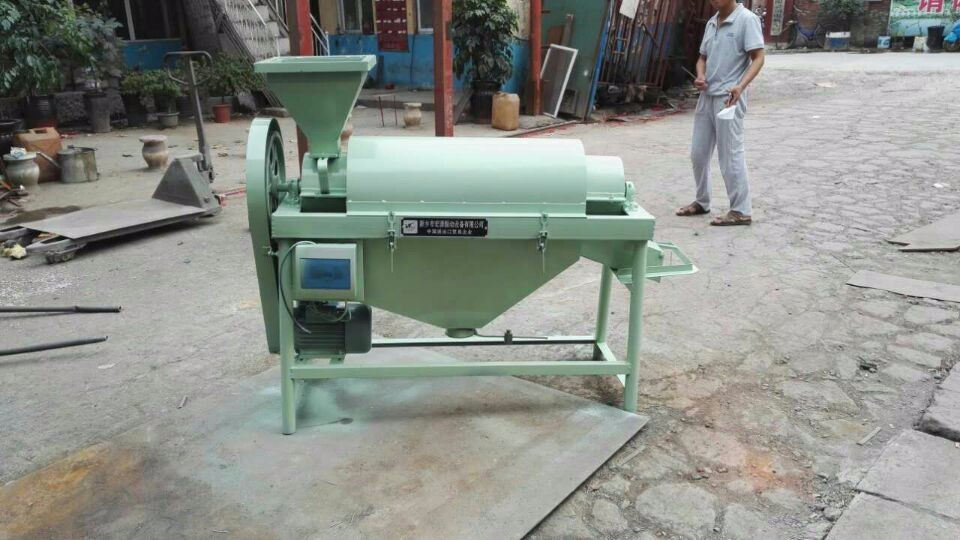 Castor Oil Plant Seeds Machine
