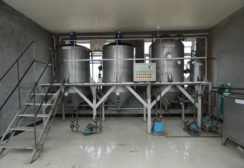 Cottonseed Oil Manufacturing Process