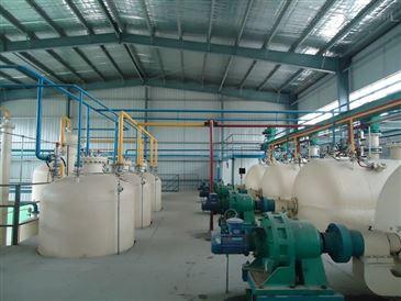 Rice Bran Oil Plant Equipment