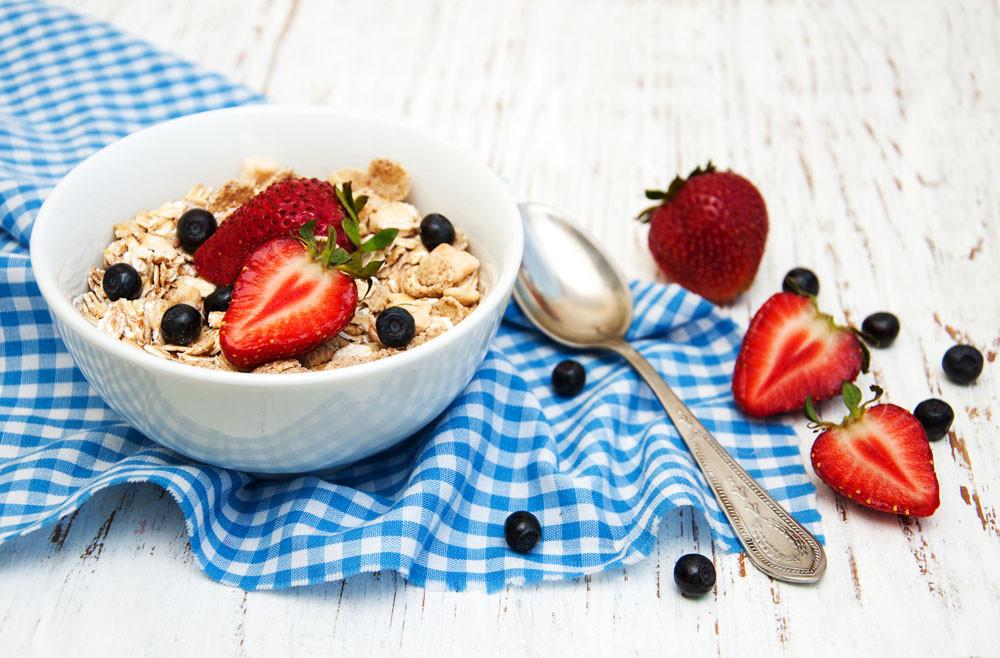 Breakfast Cereal Process Line