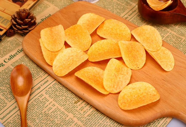 Potato Chips Processing Line