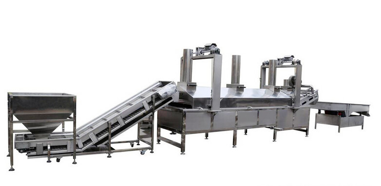 Fried Pellet Snacks Processing Line