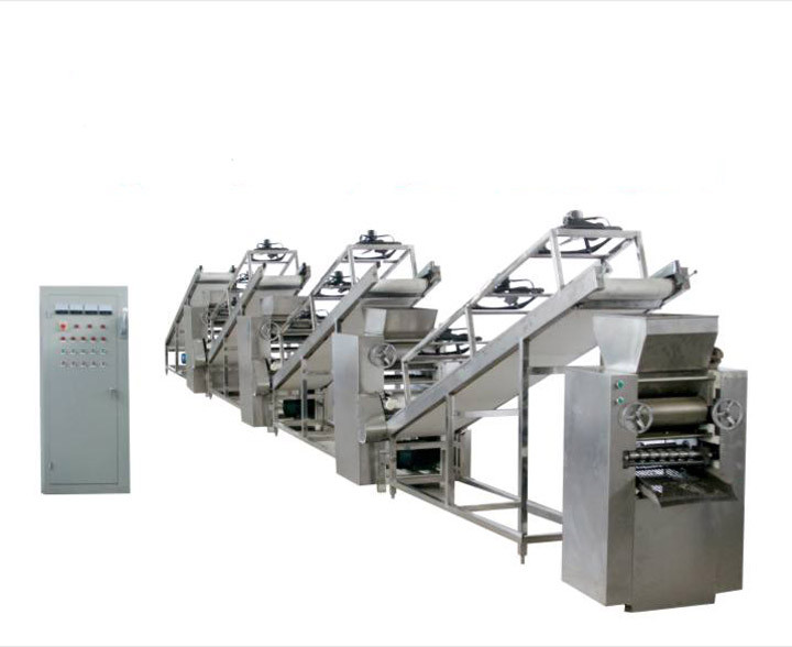 Crispy Rice Food Processing Line