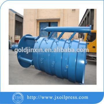 Oil mill rice bran production line