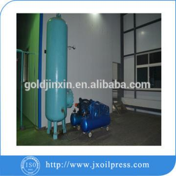 Corn oil refinery process plant