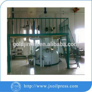 Corn crude oil refining plant
