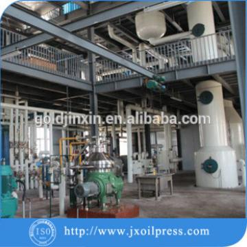 Crude coconut oil refining process/vegetable oil refining equipment
