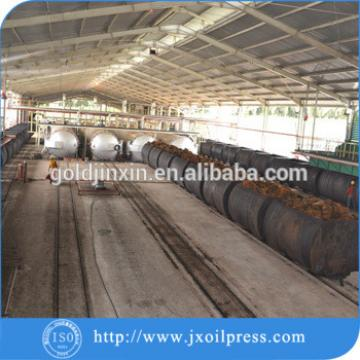 10Tons per hour palm oil milling machine