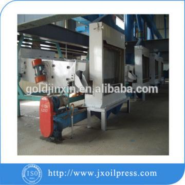 Canola oil extruder machine