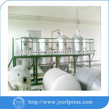 Corn oil refining machine processing