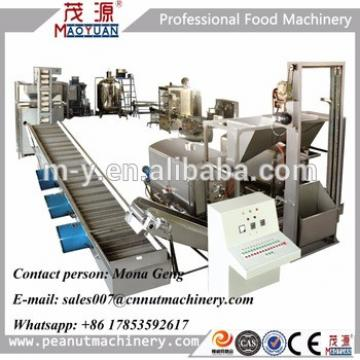 Stainless Steel Sesame Chili Peanut Paste Butter Making Production Machine Line