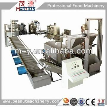 Hot Sale Industrail Automatic Peanut Butter Processing Line / Production Line In Factory Price