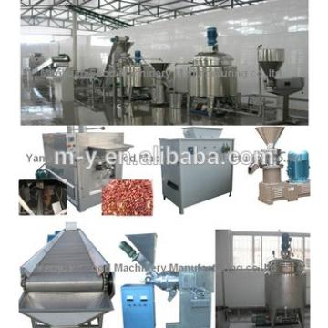 Top Sale Automatic Peanut Butter Processing Line / Manufacture