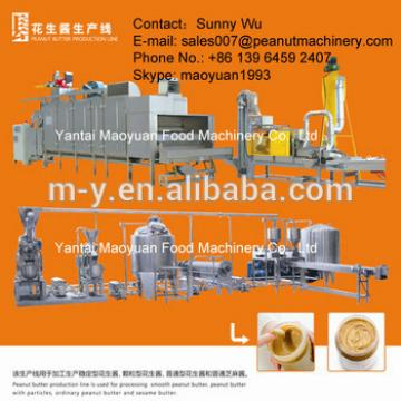 CE approved tahini machine 100% manufacturer