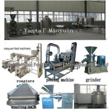 ISO Automatic Peanut Butter Making Line / Manufacture