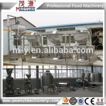 Peanut butter Production line with ISO9001/CE//peanut butter machine