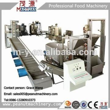 Industrial automatic peanut butter machine
