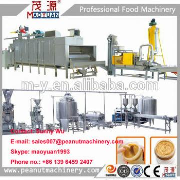 popular type of peanut butter production equipment