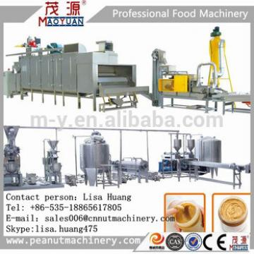 400kg/h machines that make peanut butter with CE/ISO9001 0086-18865617805