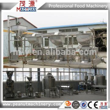 best selling peanut paste production line with CE/ISO9001