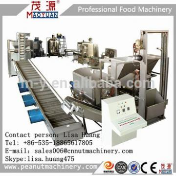 high quality industrial peanut butter making machine/peanut butter making plants with CE/ISO9001