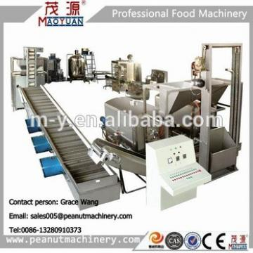 Commercial peanut butter maker machine