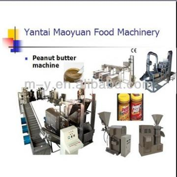HSJ stainless steel peanut butter making machine