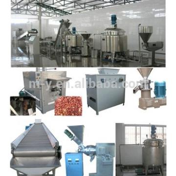 2017 Latest Design Automatic Peanut Butter Making Machine