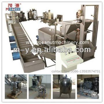 Peanut butter manufacturing machine with CE--Manufacturer