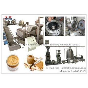 Creamy Peanut butter processing line 400kg/h