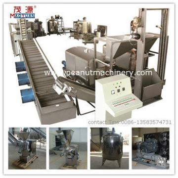 Peanut butter production equipment price---manufacturer
