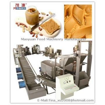 Creamy Peanut butter production equipment (Manufacturer & supplier)